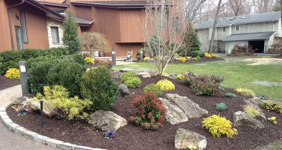 Landscaping Morristown NJ