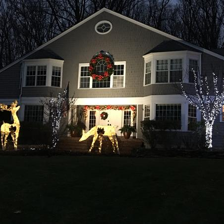 Anthony Agudelo Landscaping Holiday Decorations